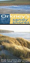 Orkney's Sandy Shores Leaflet
