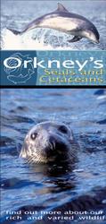 Orkney's Seals and Cetaceans Leaflet