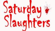 Saturday Slaughters logo
