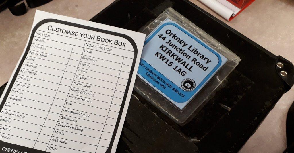 A Book Box